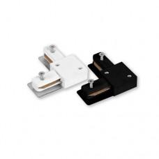 Коннектор белый угловой/Connector WH L