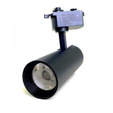 Светильник трековый черный 30W 4000K QH-TLX30